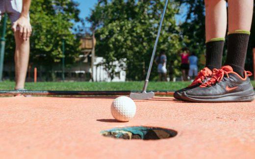 Mini golf Ada Ciganlija